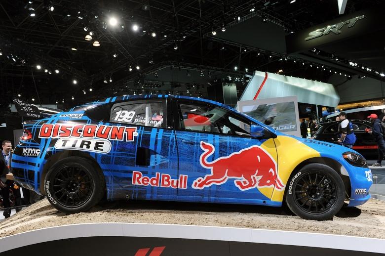 Video: Dodge Dart Rally 600 mã lực trình diễn