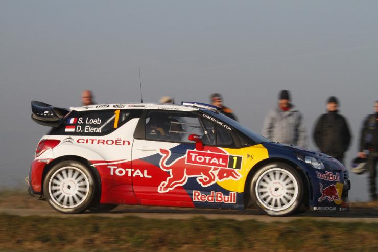 Sebastien Loeb giành chiến thắng tại Argentina Rally