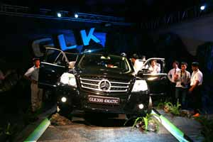 TEST DRIVE MERCEDES-BENZ GLK4MATIC