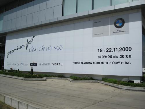 Triển lãm Đẳng cấp hội ngộ của BMW