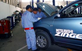 Vinastar khuyến mãi Mitsubishi Zinger