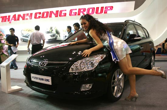 Hyundai Thành Công khuyến mãi năm mới 2010
