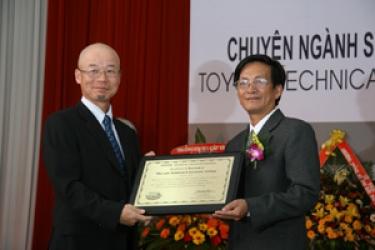 Toyota VN mở rộng chương trình đào tạo kỹ thuật