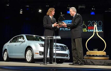 Xe của năm 2010 - Ford Fusion