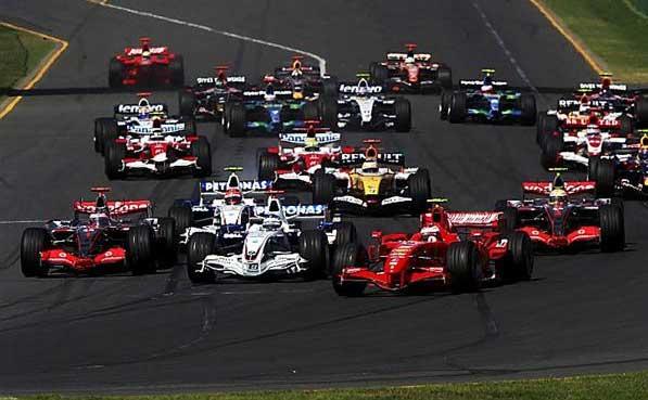 Tổng hợp thi thử F1 tại Barcelona