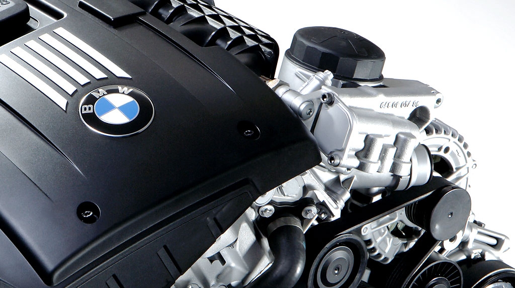Động cơ Valvetronic của BMW