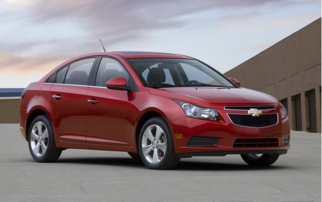 Vidamco sẽ ra mắt Chevrolet Cruze vào tháng 4
