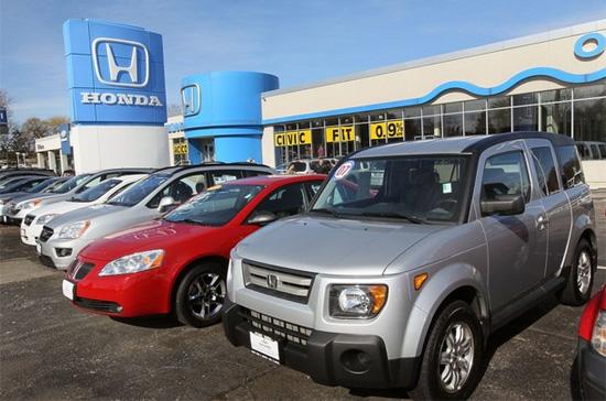 Thu hồi hơn 400.000 xe Honda vì lỗi chân phanh