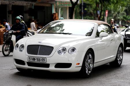 Bentley có trung tâm dịch vụ chính hãng tại Việt Nam