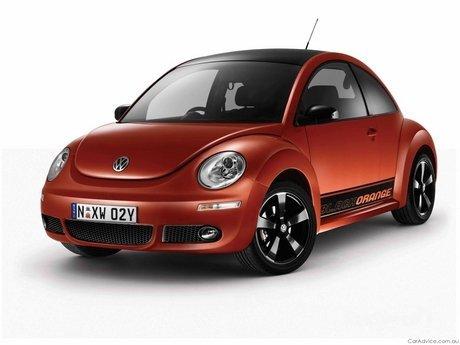 Volkswagen giới thiệu Beetle phiên bản mới