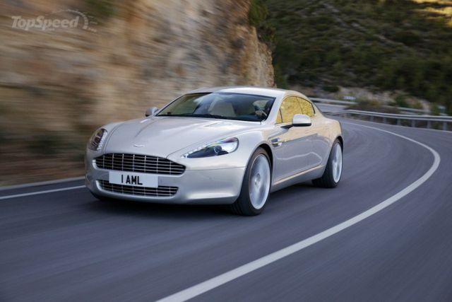 Aston Martin sắp ra mắt Rapide phiên bản mới