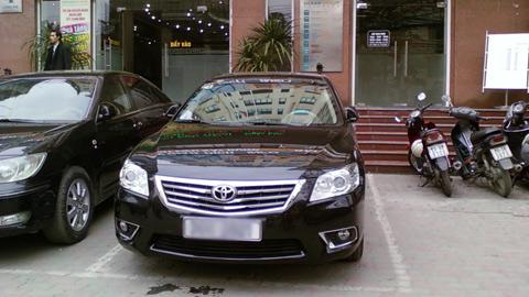 Việt Nam ngừng đăng kiểm xe Toyota nhập Mỹ bị lỗi