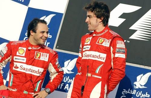 Bí mật chiến thắng của Ferrari