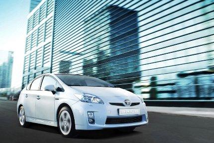 Toyota ngừng sản xuất Prius tại Mỹ