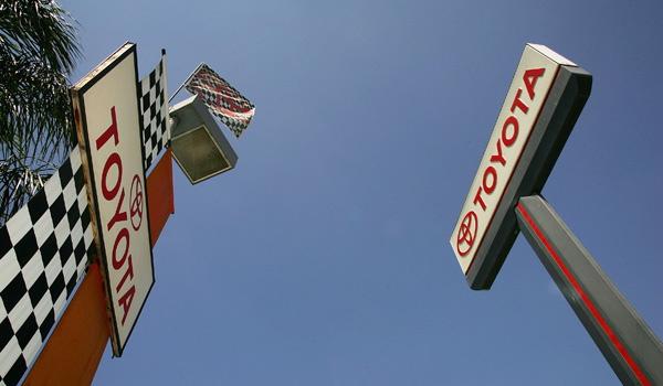 Toyota bị cổ đông kiện tội lừa dối