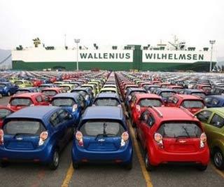 GM Daewoo thu hồi gần 60.000 xe tại Hàn Quốc