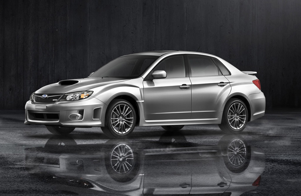 Subaru ra mắt WRX phiên bản 2011