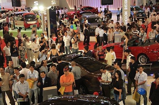 Những sự kiện ôtô nổi bật năm 2009 tại VN
