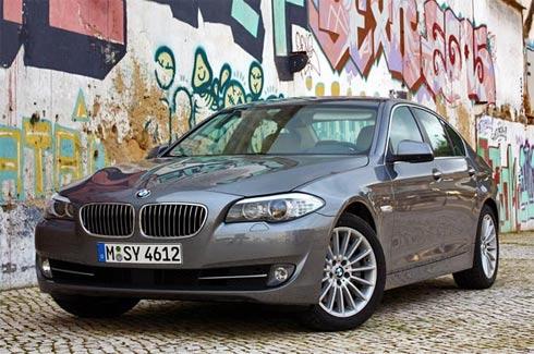 BMW serie 5 mới sẽ xuất hiện ở New York