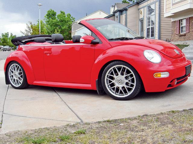 """Volkswagen Beetle trong """"Herbie Fully Loaded"""
