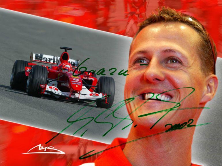 Schumacher lên tiếng về khả năng thi đấu