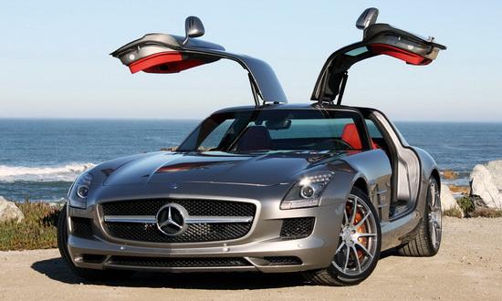 Mercedes-Benz rao giá SLS AMG tại Mỹ rẻ hơn tại Châu Âu