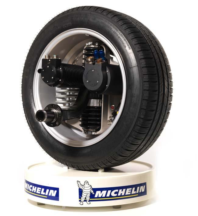 Hãng Michelin có thể trở lại giải F1