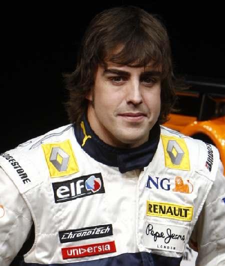 Alonso không lo lắng về Red Bull