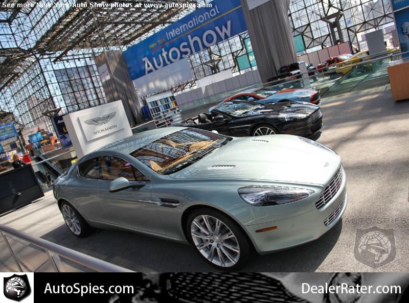New York Auto show 2010