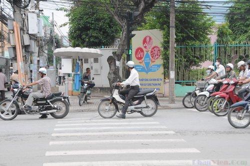 Hà Nội, TP.HCM tăng gấp đôi xử phạt vi phạm giao thông