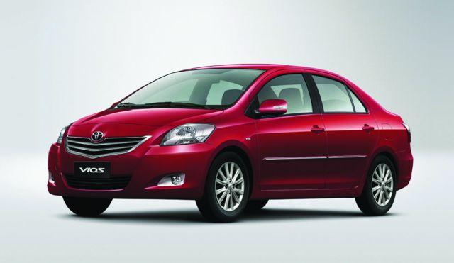 Toyota Việt Nam giới thiệu Vios 2010 mới