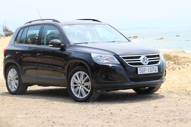 VW giảm giá Tiguan đến 300 triệu đồng