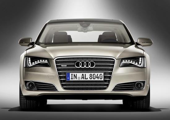 Audi A8L và A8L W12 2011 – Chính thức xuất hiện