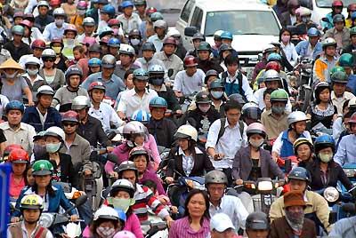 Hà Nội đặt mục tiêu hết tắc đường vào năm 2030