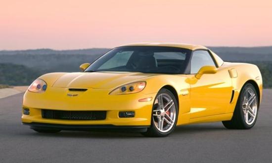 GM thu hồi Chevrolet Corvette 2005-2006