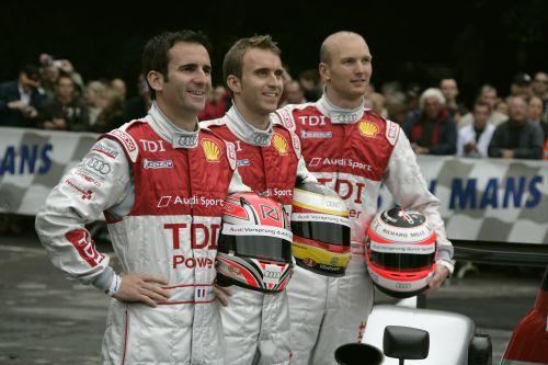 Audi giành chiến thắng tại Le Mans