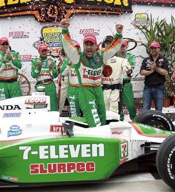 Tổng hợp IndyCar Series 2010