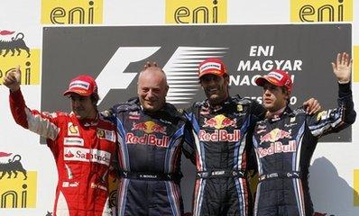 Tổng hợp F1 Hungary
