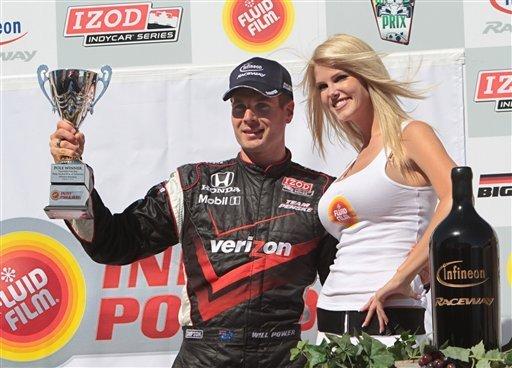 Tổng hợp IndyCar series 2010 tại Sonoma