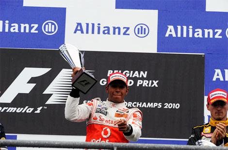 Tổng hợp F1 tại Bỉ
