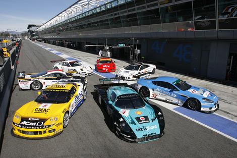 Tổng hợp cuộc đua FIA GT1