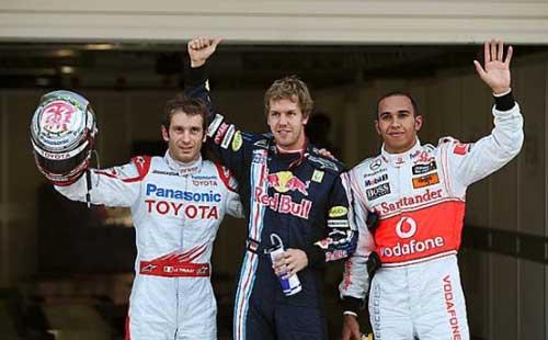 Tổng hợp F1 tại Nhật Bản