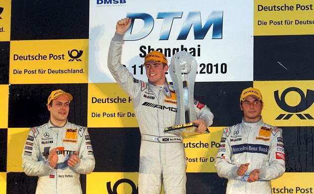 Khép lại mùa giải DTM Champions 2010