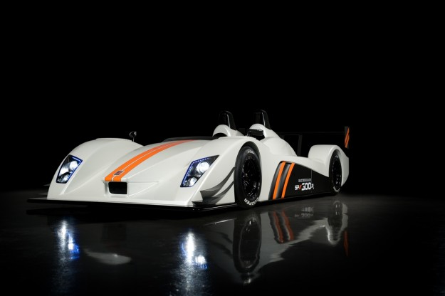 Caterham SP/300R - siêu xe đua '2,5 giây'