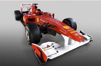 Ferrari đổi tên chiếc F1 mới thành 'Ferrari F150th Italia'