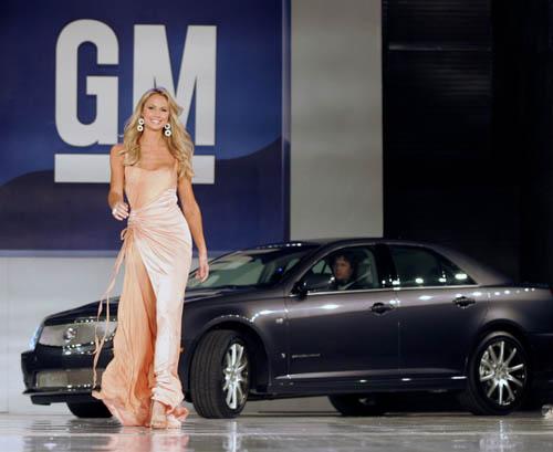 Lịch sử tập đoàn General Motors