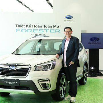 Motor Image khánh thành showroom Subaru mới tại Quận 7, Thành phố Hồ Chí Minh