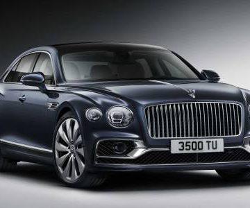 Khám phá xe sang Bentley Flying Spur 2020 vừa ra mắt