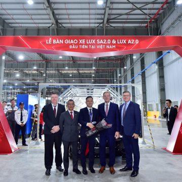"""""""Ngôi sao mới"""" của ô tô thế giới – VF LUX SA 2.0 và LUX A2.0 chính thức ra thị trường"""
