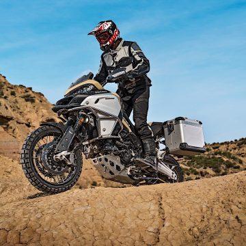 Ducati giới thiệu mẫu xe Multistrada offroad 2018 mới